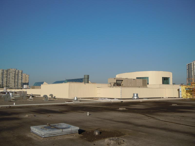 Commercial Steel Roofing and Siding