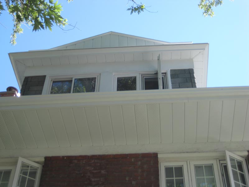 Residential Soffit and Fascia