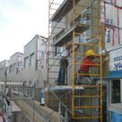 Commercial Steel Siding Installation